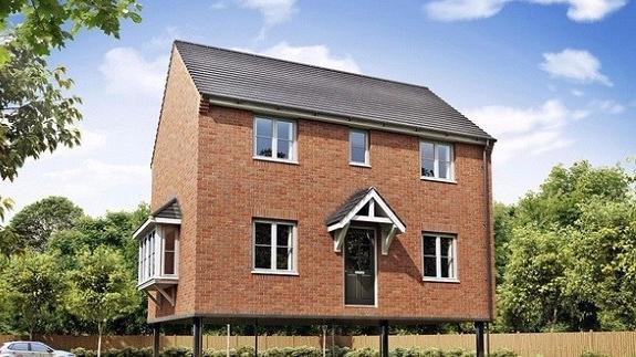 英设计者开发出世界首栋可升降房屋 可升高5英尺