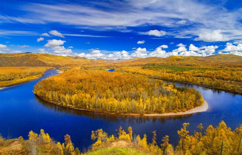 景区被挤爆时 国内还藏着比日本美100倍的万亩枫叶林