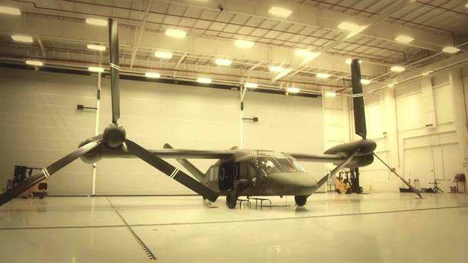 美军V280旋翼机今年首飞 未来将取代黑鹰直升机