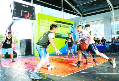 上海体育场地面积增加 上海人最爱参与的运动是跑步