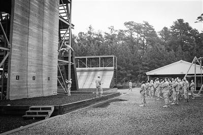 美国陆军最大新兵训练中心达210平方公里