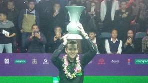 斯诺克国锦赛:塞尔比卫冕 排名赛第13冠追平丁俊晖
