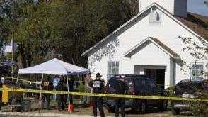 美国教堂枪击案凶手身份确定 26岁曾在空军服役