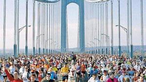 纽约市市长力挺纽约马拉松:绝不会向恐怖势力低头