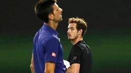 新一期男子网球世界排名公布:穆雷与焦科维奇双双跌出前十