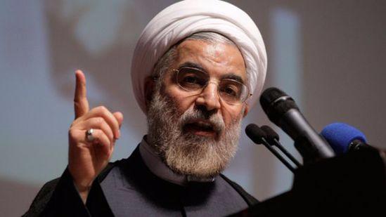 伊朗总统敦促沙特停止对伊朗敌对政策
