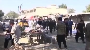 阿富汗针对宗教目标袭击事件呈急剧上升态势