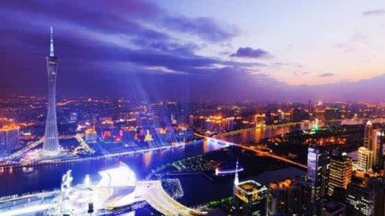 链接全球:千年商都广州正在迈向贸易新枢纽