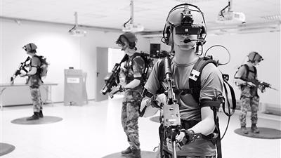 """打造""""超级战士"""":军用可穿戴装备技术日益成熟"""