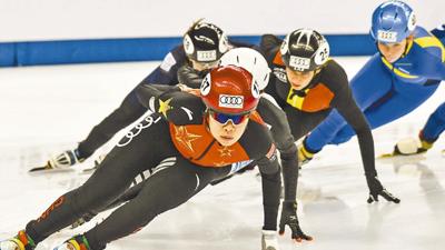 短道速滑世界杯上海站开赛 中国队尽遣主力争抢冬奥门票