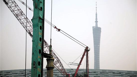 广州PM2.5浓度五年下降35%