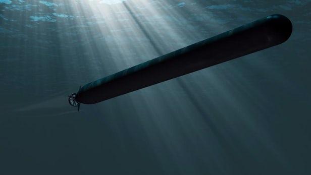 """美海军最大无人潜航器""""虎鲸""""开始设计"""