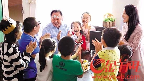 导演周勇再拍儿童片 《托管班的那些事》暖心又有趣