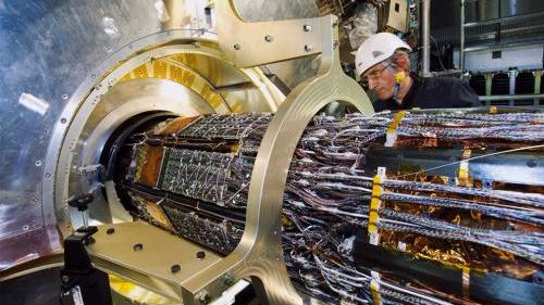 """中国""""超级对撞机""""概念设计报告将于今年完成"""