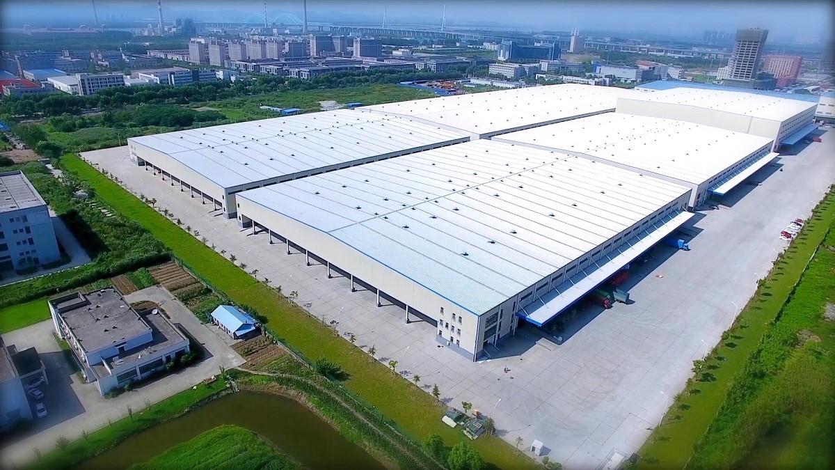 苏宁云商设立300亿元物流地产基金 建1500万方高标仓