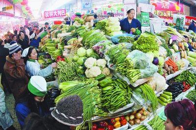 广东10月CPI同比涨1.9% 食品价格走势平稳