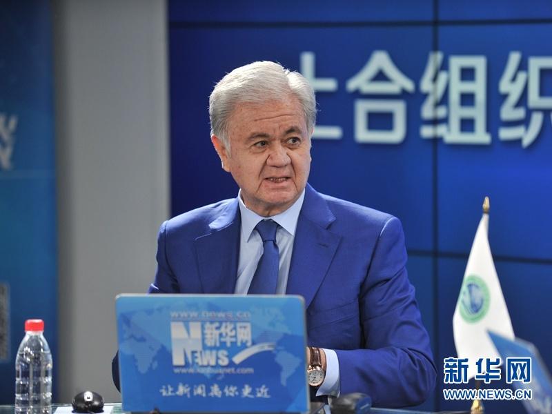 上合组织秘书长:十九大为经济全球化开新药方