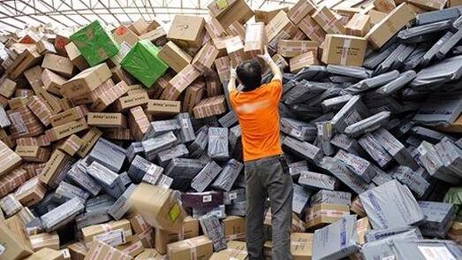 5000万吨电商垃圾谁处理?