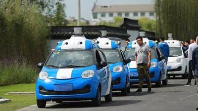 无人驾驶汽车来了!百度预计明年量产