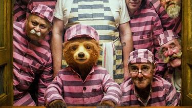 《帕丁顿熊2》曝新预告 帕丁顿竟锒铛入狱