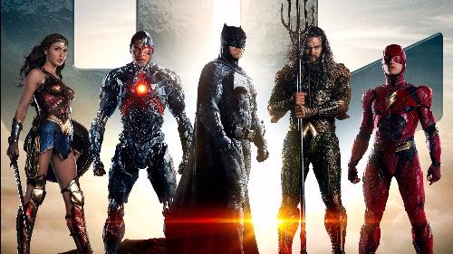《正义联盟》和北美同步公映 DC旗下超级英雄合体