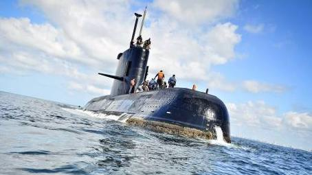 阿根廷失联潜艇搜救动态:搜救人员多次收到信号