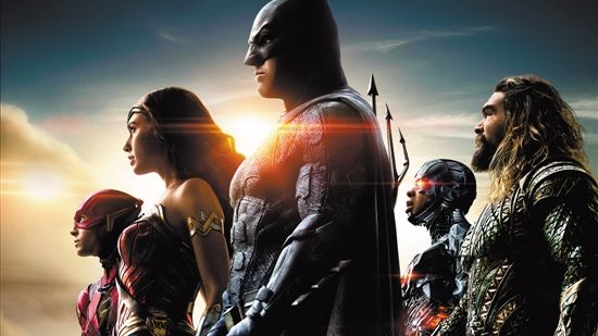 《正义联盟》登陆影院 超级英雄天团让人耳目一新