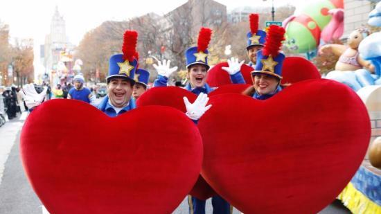 纽约感恩节游行将至 警局部署更多警力保障安全