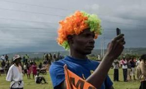 超越三星,中国手机厂商传音成非洲最大智能手机卖家
