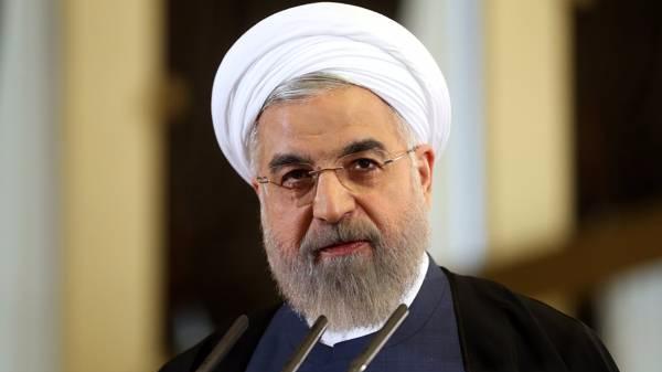 """伊朗总统宣布""""伊斯兰国""""已被剿灭"""