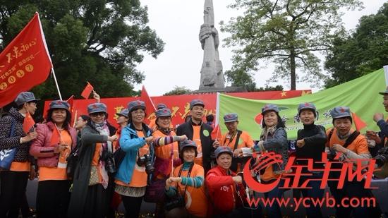 """广州推出6条旅游线路打造""""红色之旅"""""""