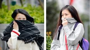 明后天冷空气继续补充入粤 广东大部阴雨寒冷天气持续