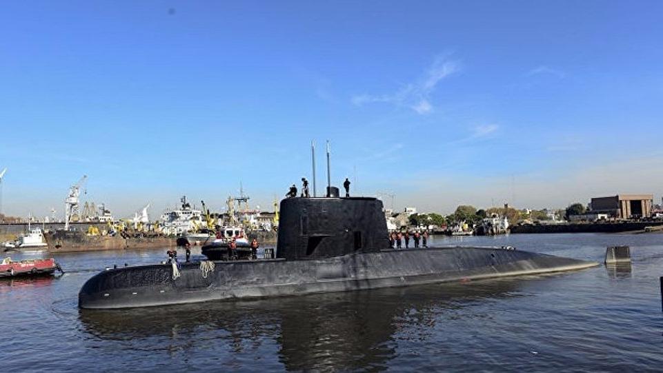 阿根廷潜艇或发生氢气爆炸 不排除有人仍存活