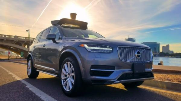 14亿美元!Uber订购2.4万辆SUV组建无人驾驶车队
