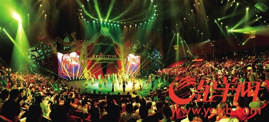 第四届中国国际马戏节11月18日将在珠海长隆横琴国际马戏城盛大开幕
