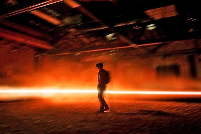 《血肉与黄沙》成首部奥斯卡获奖VR电影