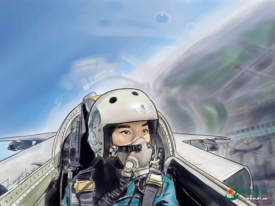 生日快乐,中国空军!
