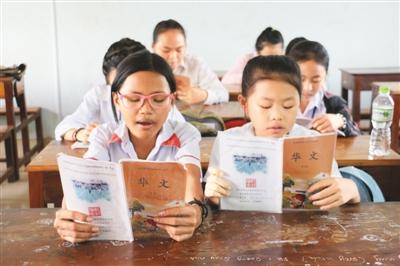 """""""汉语热""""不断升温:海外汉语教学从大学向中小学延伸"""