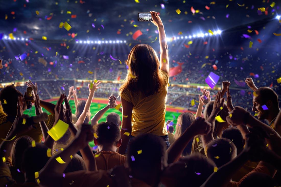 狂欢末日到来:视频用户近七成分布在公共场所
