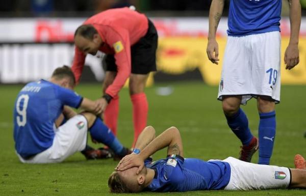 无缘世界杯有多惨:意大利损失5亿欧元,国际足联至少亏1亿