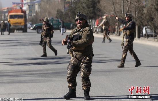 阿富汗首都爆炸袭击已致125人死伤 联合国谴责