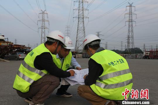 珠三角城际新白广线项目施工进展顺利预计2019年通车