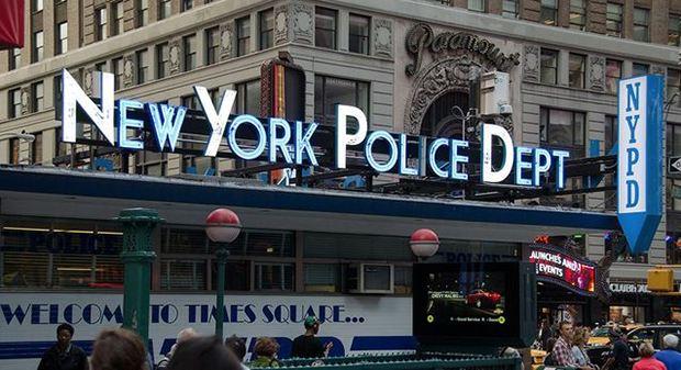 纽约警察局将加强培训应对新年庆祝活动中恐袭危险