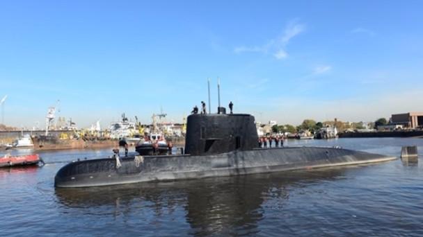 阿根廷海军:停止救援失踪潜艇艇员 继续搜寻潜艇