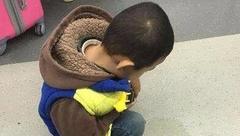 孩子在公共场所小便 意大利一家人被罚5000欧元