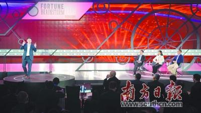 广州创新牛企亮相!IAB产业加速崛起