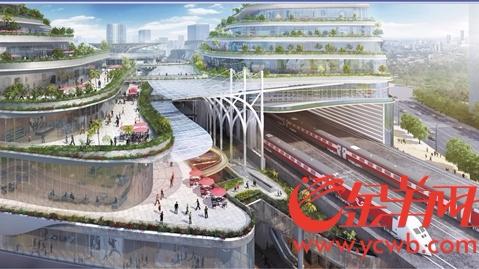 聚焦新时代世界枢纽 广州区域经济新格局加速推进