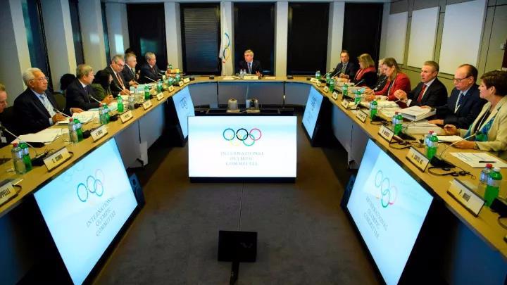 国际奥委会宣布 禁止俄罗斯代表团参加平昌冬奥会