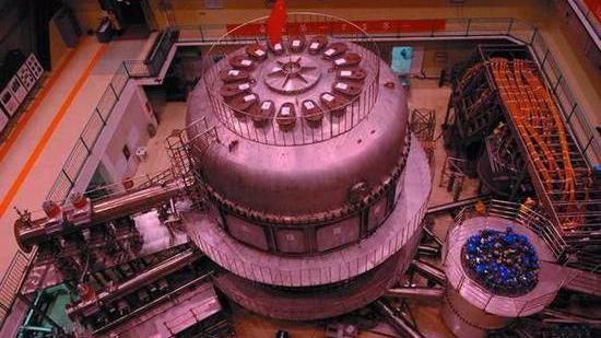 中国聚变工程实验堆开始设计 2050年实现人类终极能源
