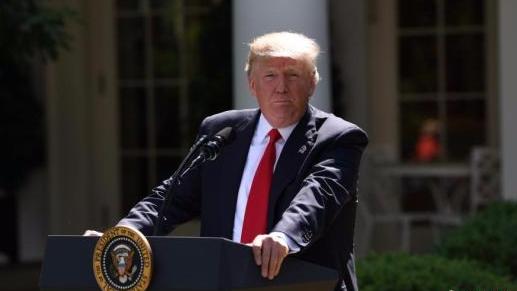 美国白宫:特朗普将承认耶路撒冷为以色列首都